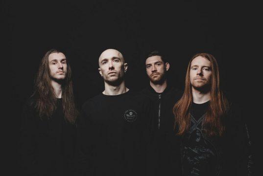 Sylosis Band Promo Photo December 2019