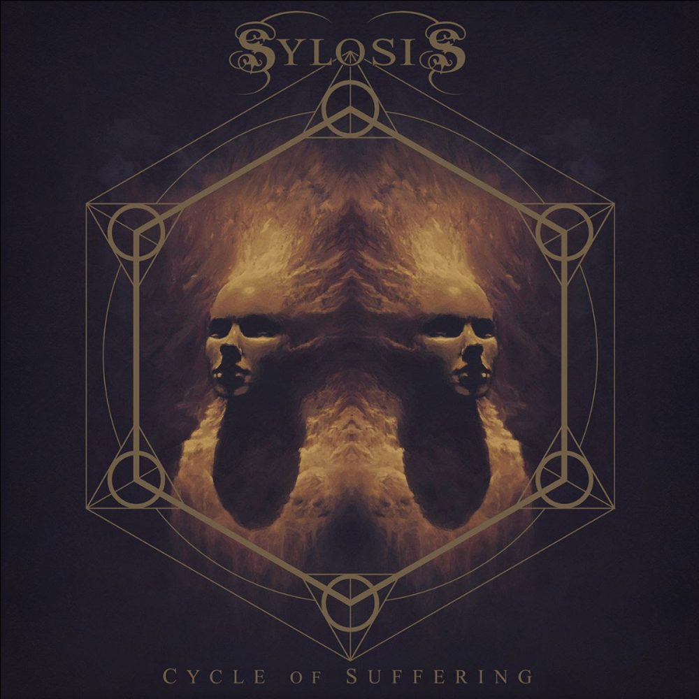 Sylosis - Cycle Of Suffering Album Cover Artwork