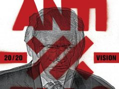 Anti-Flag - 20/20 Vision Album Cover Artwork