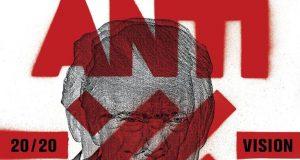 Anti-Flag - 20/20 Vision Album Cover Artwork