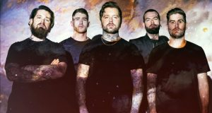 Bury Tomorrow - 2020 Promo Photo