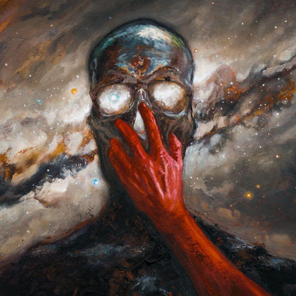 Bury Tomorrow - Cannibal Album Cover Artwork
