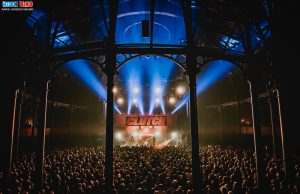 Clutch, playing at the Camden Roundhouse, 18th December 2019 - photo 28