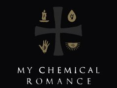 My Chemical Romance Stadium MK 2020 Show Poster