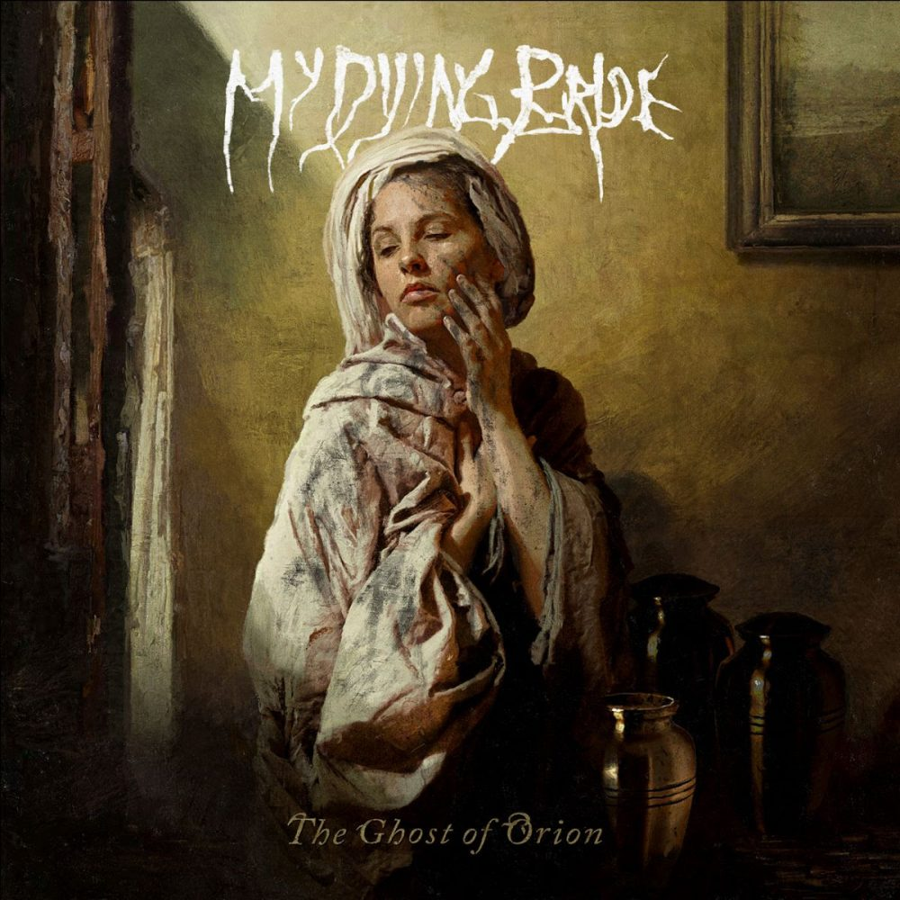 My Dying Bride - The Ghost Of Orion Album Cover Artwork