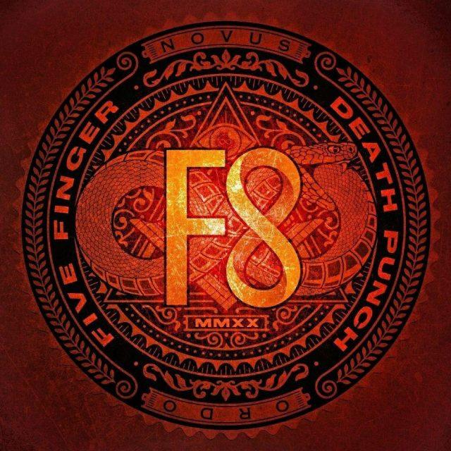 Five Finger Death Punch F8 Album Cover Artwork
