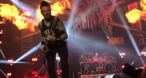 Jason Hook Five Finger Death Punch Wembley Arena Jan 31st 2020
