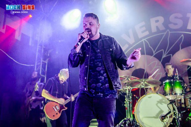 Silverstein 20th Anniversary Tour