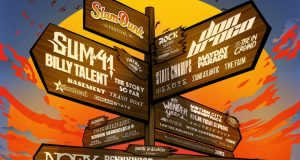 Slam Dunk Festival 2020 - Stage Split Line Up Header Image