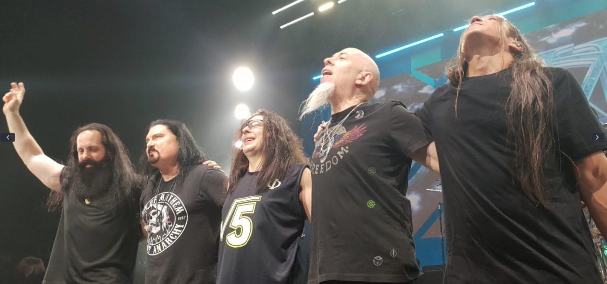 Dream Theater - Hammersmith Apollo February 21st 2020