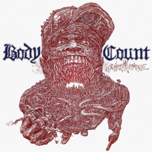 Body Count - Carnivore Album Cover