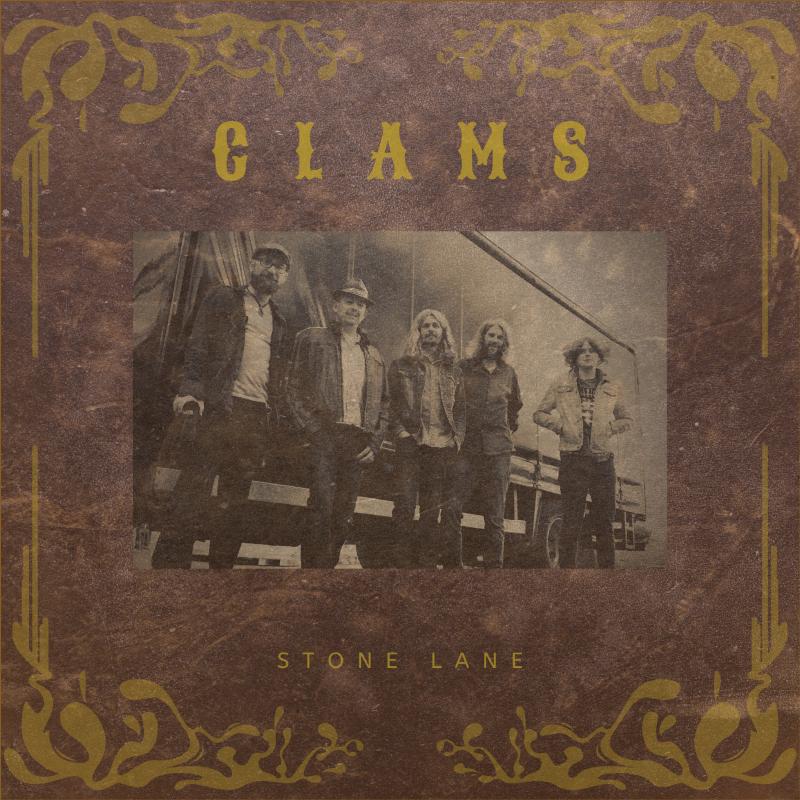 Clams - Stone Lane Album Cover Artwork