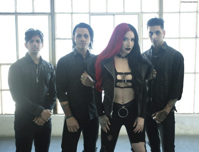 New Years Day Band Promo Photo