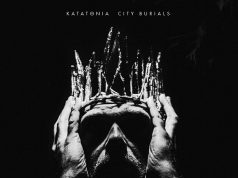 Katatonia - City Burials Album Cover Artwork