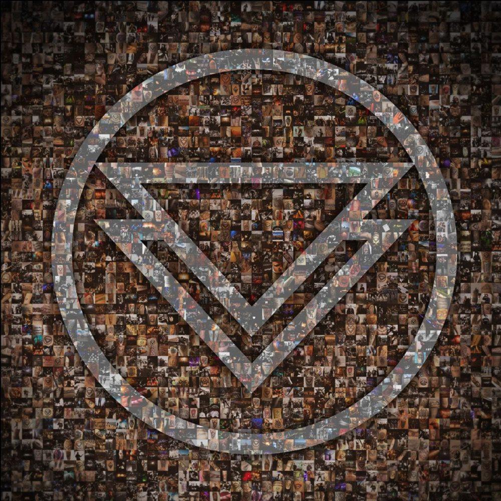 The Ghost Inside - Self-Titled Album Cover Artwork
