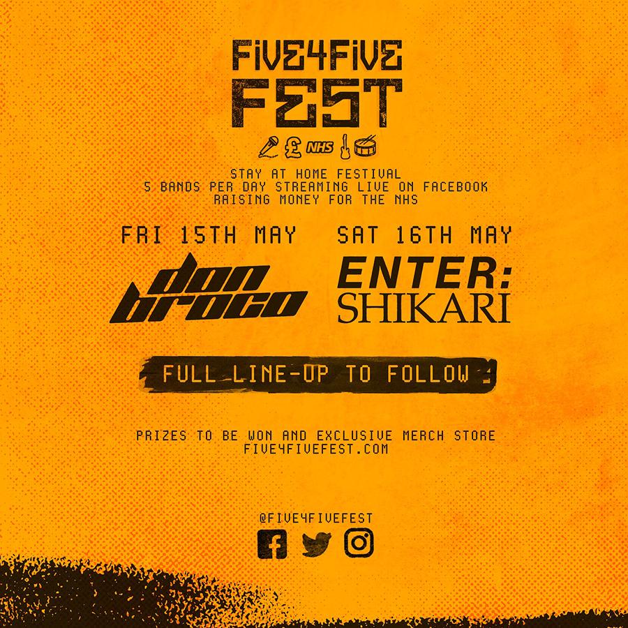 Five4FiveFest