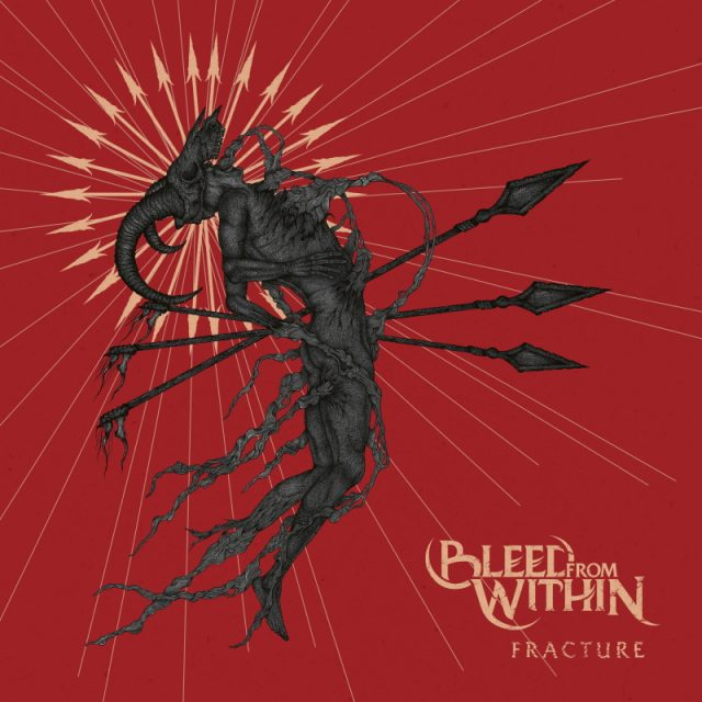 Bleed From Within - Fracture Album Cover