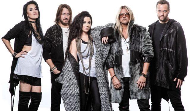 Evanescence Band Promo Photo 2020