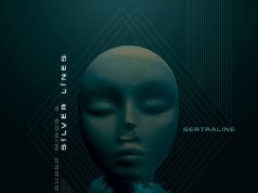 Sertraline - Clouded Minds & Silver Lines EP Artwork