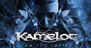 Kamelot - I Am The Empire (Live From The 013) Album Cover Artwork