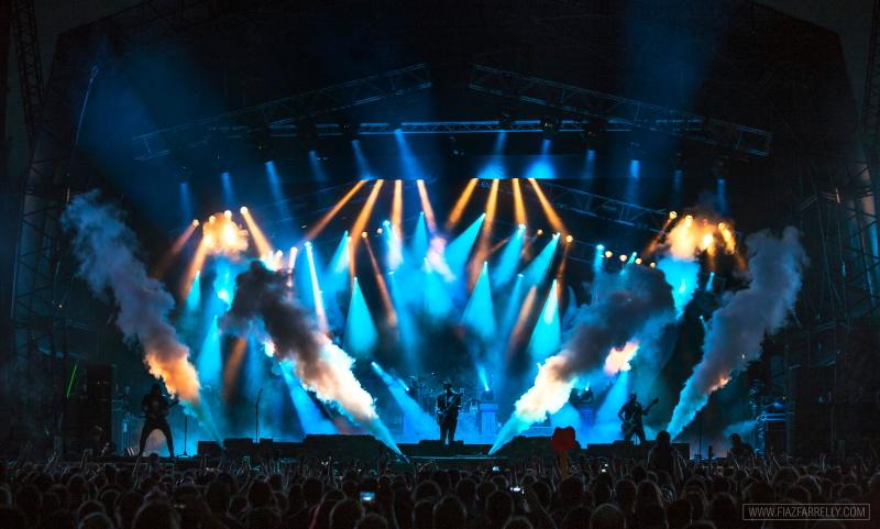 Trivium - Bloodstock Open Air Festival 2015 by Fiaz Farrelly