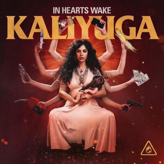 In Hearts Wake - Kaliyuga Album Cover Artwork