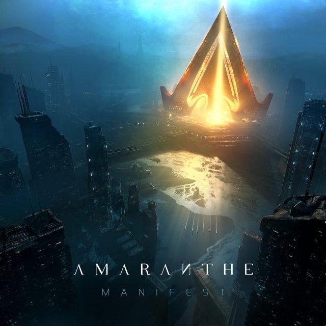 Amaranthe - Manifest Album Cover Artwork
