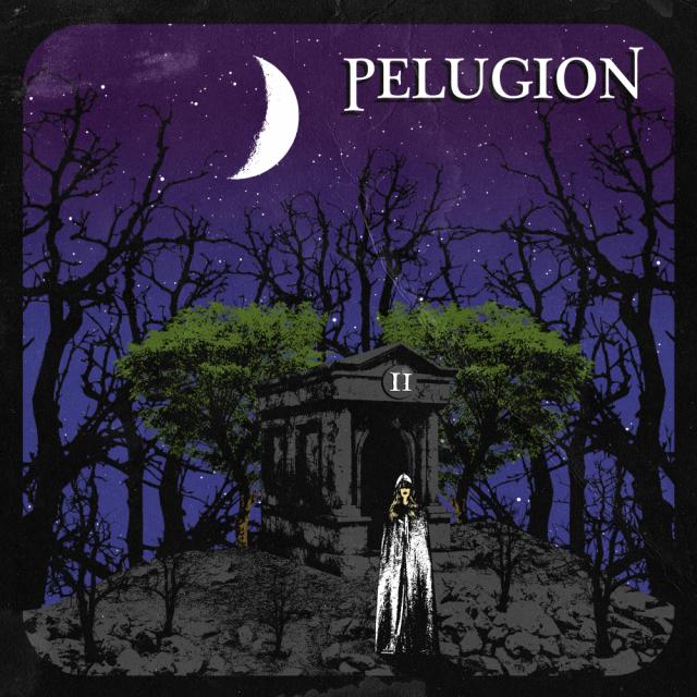 Pelugion - II - Album Cover Artwork