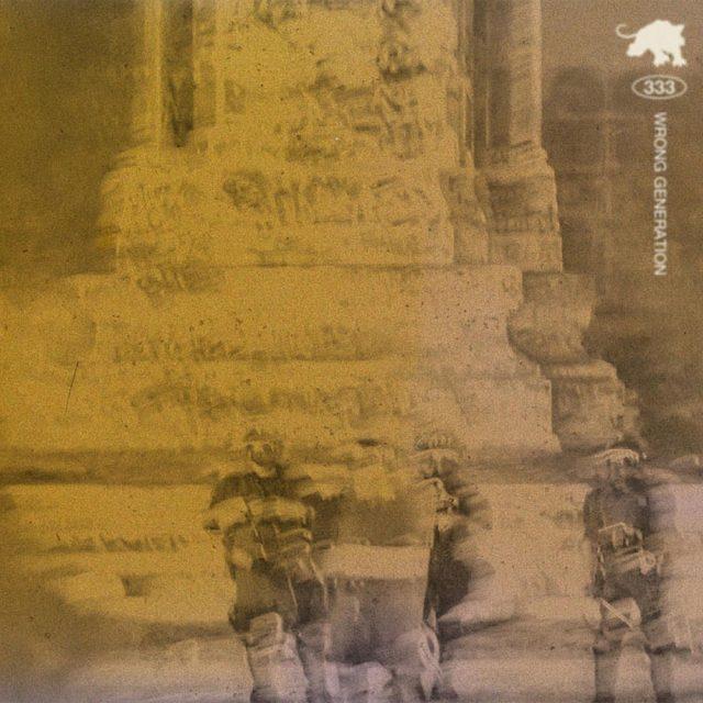 Fever 333 - Wrong Generation Album Cover Artwork
