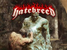 Hatebreed - Weight Of The False Self Album Cover Artwork