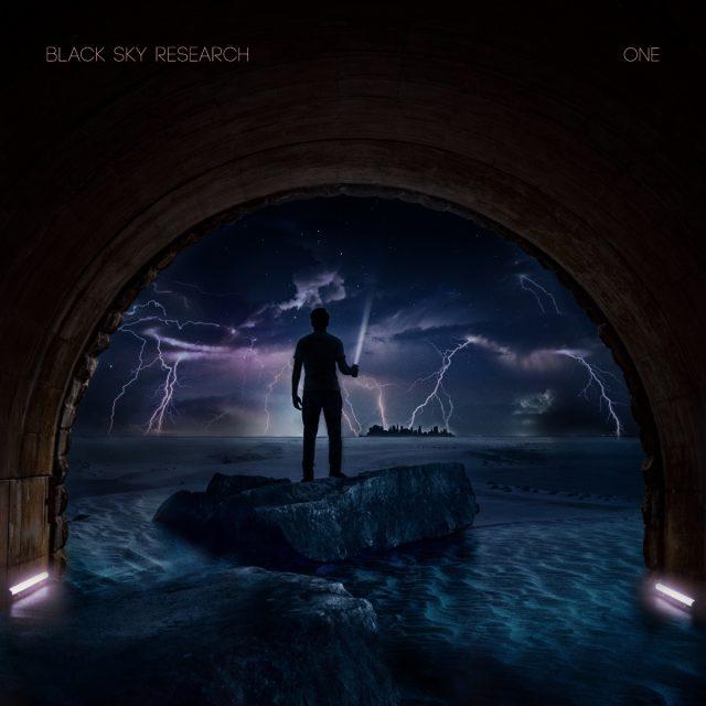 Black Sky Research - One E.P Artwork