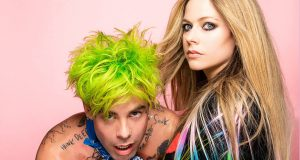 Avril Lavigne and ModSun