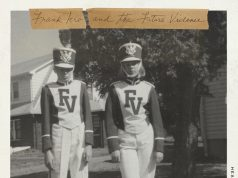 Frank Iero and the Future Violence - Heaven Is A Place, This Is A Place EP Cover