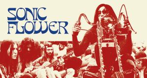 Sonic Flower - Rides Again Album Cover Artwork