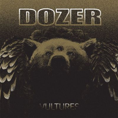 Dozer - Vultures EP Cover Artwork