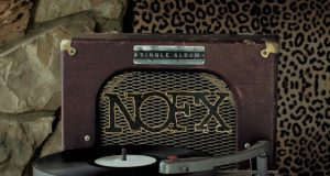 NOFX Single Album Cover Artwork
