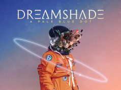 Dreamshade - A Pale Blue Dot Album Cover Artwork