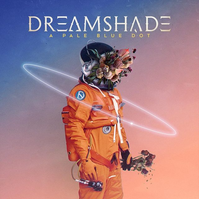 Dreamshade - A Pale Blue Dot Album Cover Artwork