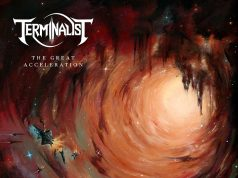 Terminalist - The Great Acceleration Album Cover Artwork