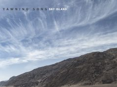 Yawning Sons - Sky Island Album Cover Artwork