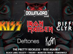 Download Festival 2022 First Full Line Up Header Image