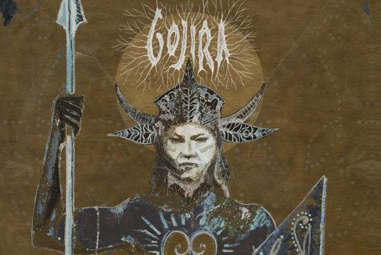 Gojira - Fortitude Album Cover Artwork